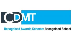 CDMT Recognised Awards Scheme