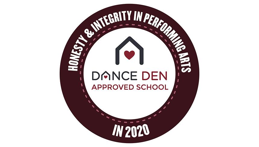 Dance Den Approved School