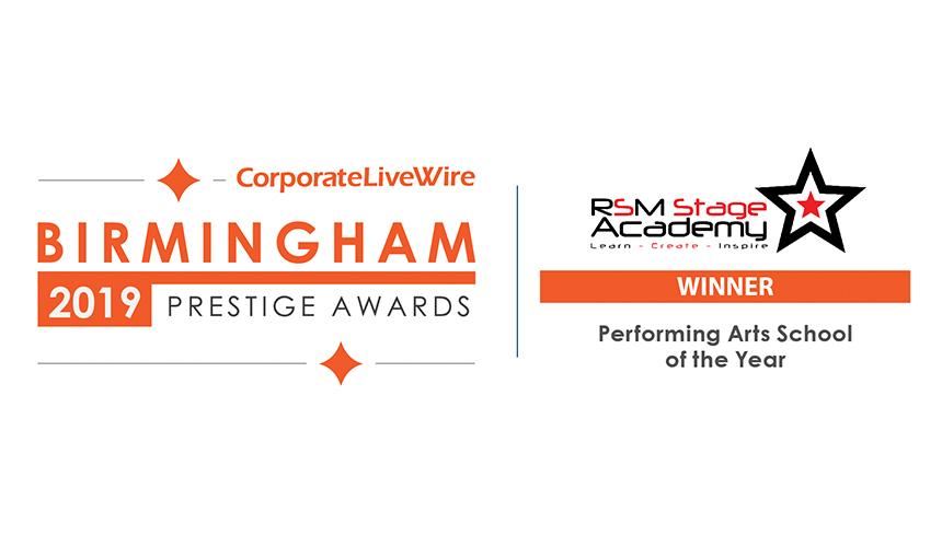 Birmingham 2019 Prestige Awards
